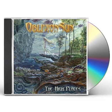 Oblivion Sun HIGH PLACES CD