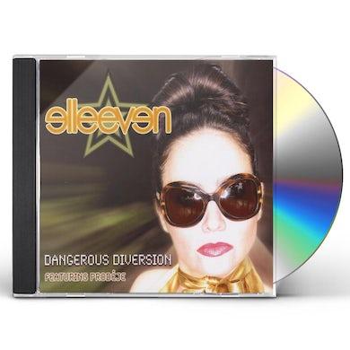 Ellee Ven DANGEROUS DIVERSION CD