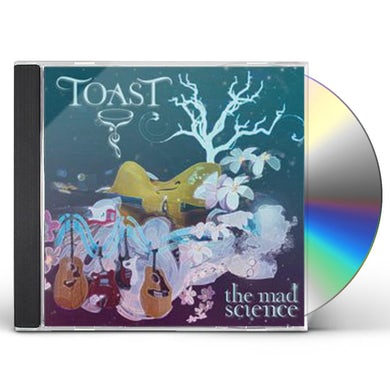 Toast MAD SCIENCE CD