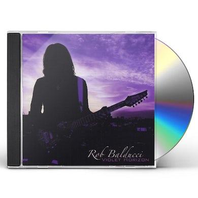 Rob Balducci VIOLET HORIZON CD