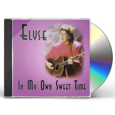 Elyse Weinberg IN MY OWN SWEET TIME CD
