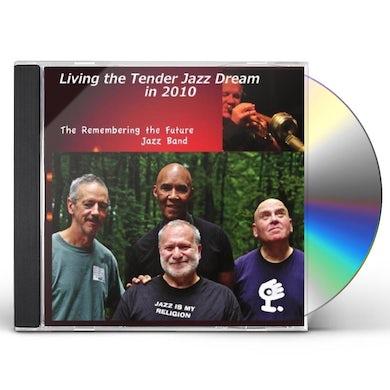Stanley Sagov LIVING IN THE TENDER JAZZ DREAM CD