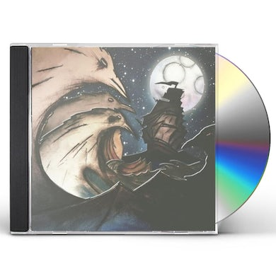 Emberghost NOT LONG FOR THIS EARTH PT. 1 CD