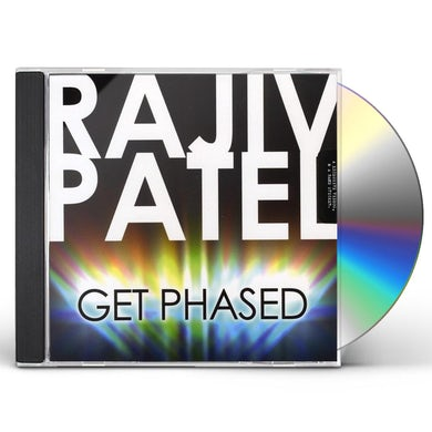Rajiv Patel GET PHASED CD