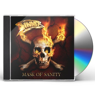 MASK OF SANITY CD