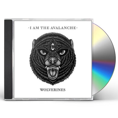 I Am The Avalanche WOLVERINES CD