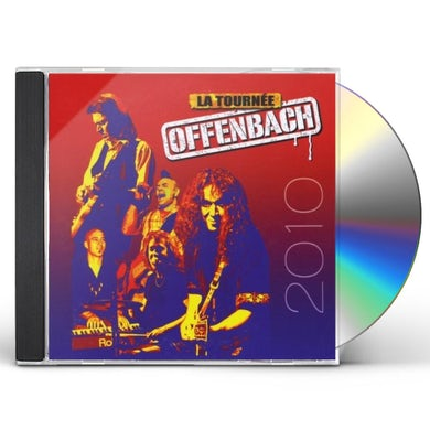 LA TOURNEE OFFENBACH CD