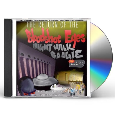 NIGHT WALK BOOGIE CD