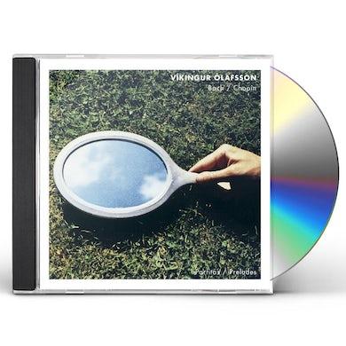 VIKINGUR OLAFSSON: CHOPIN-BACH CD