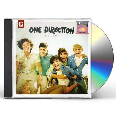 One Direction UP ALL NIGHT: JEWELCASE CD