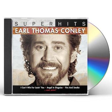 Earl Thomas Conley SUPER HITS CD