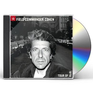 Leonard Cohen FIELD COMMANDER COHEN: TOUR OF 1979 CD