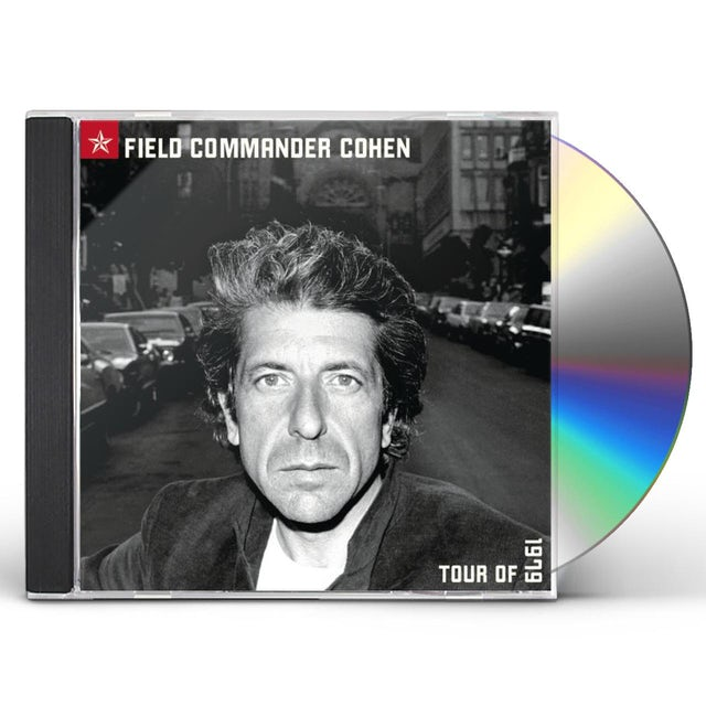 Leonard Cohen FIELD COMMANDER COHEN: TOUR OF 1979 CD