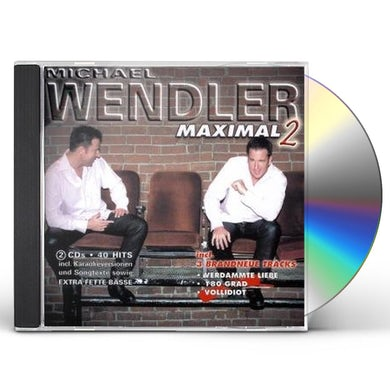 Michael Wendler MAXIMAL 2 CD