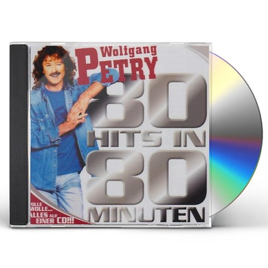 Wolfgang Petry 80 HITS IN 80 MINUTEN CD