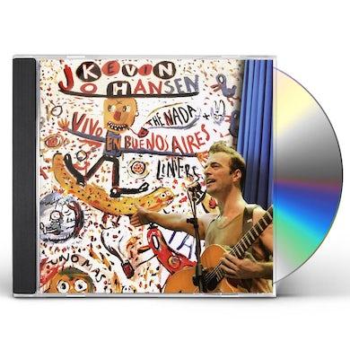 VIVO EN BUENOS AIRES + LINERS CD