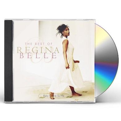 Regina Belle BABY COME TO ME: BEST OF CD