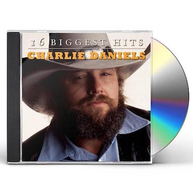 Charlie Daniels 16 BIGGEST HITS CD