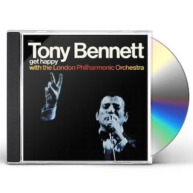 Tony Bennett GET HAPPY CD