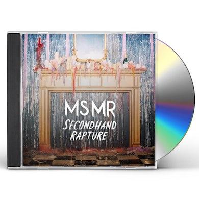 Ms Mr SECONDHAND RAPTURE CD