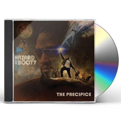 Hazard To Ya Booty THE PRECIPICE CD
