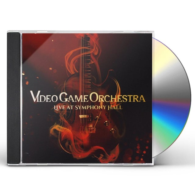 Video Game Orchestra LIVE AT SYMPHONY HALL CD
