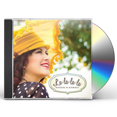 Natalie Ai Kamauu LA LA LA LA CD