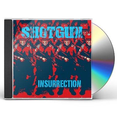 Shotgun INSURRECTION CD