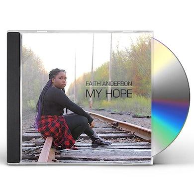 Faith Anderson MY HOPE CD