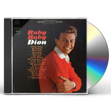 Dion RUBY BABY CD