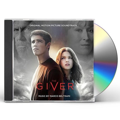 Marco Beltrami GIVER / Original Soundtrack CD