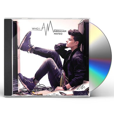 Abraham Mateo WHO I AM CD
