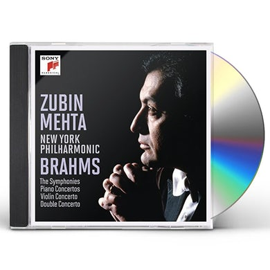 Zubin Mehta CONDUCTS BRAHMS CD