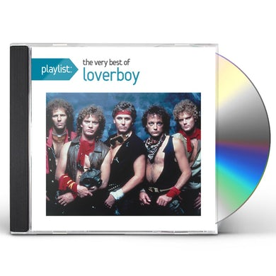 PLAYLIST: THE VERY BEST OF LOVERBOY CD