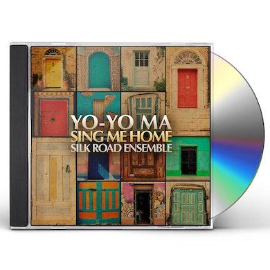 Yo-Yo Ma SING ME HOME CD