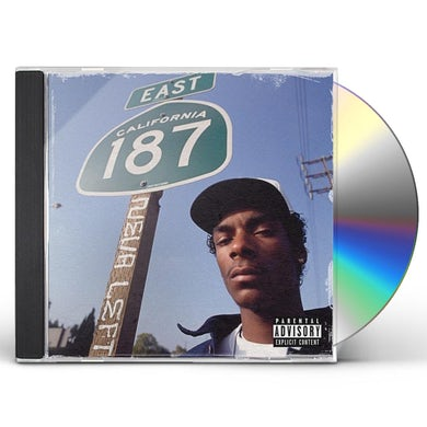 Snoop Dogg NEVA LEFT CD