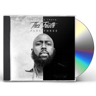 Trae tha Truth & The Worlds Freshest THA TRUTH PART 3 CD