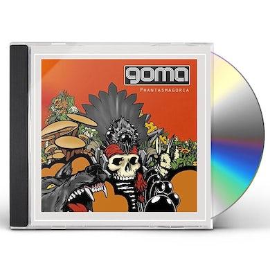 GOMA PHANTASMAGORIA CD