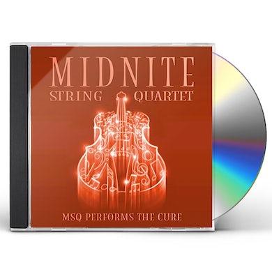 Midnite String Quartet MSQ PERFORMS THE CURE (MOD) CD