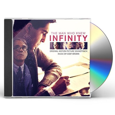 Coby Brown MAN WHO KNEW INFINITY - Original Soundtrack CD