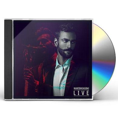 Marco Mengoni LIVE CD