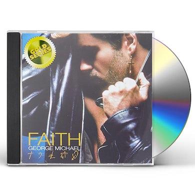 George Michael FAITH (GOLD SERIES) CD