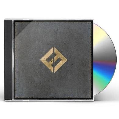 Foo Fighters CONCRETE & GOLD CD