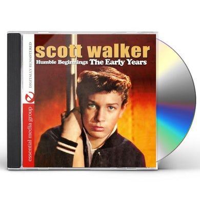 Scott Walker EARLY YEARS CD