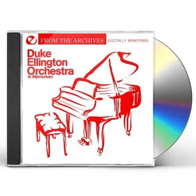 Duke Ellington IN MEMORIUM - FROM THE ARCHIVES CD