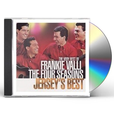 Frankie Valli & Four Seasons JERSEY'S BEST: VERY BEST OF CD