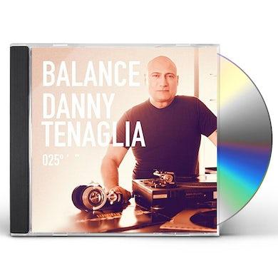 Danny Tenaglia BALANCE 025 CD