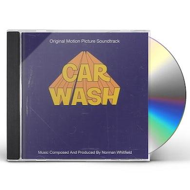 Soundtrack Car Wash CD