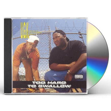 Ugk TOO HARD TO SWALLOW CD