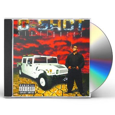 D-Shot SIX FIGURES CD